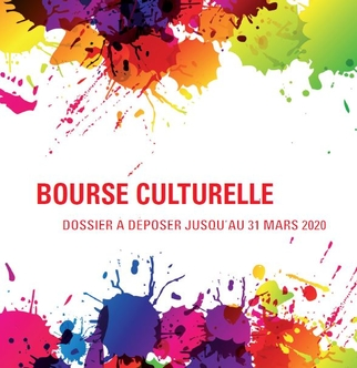 image flyer bourse