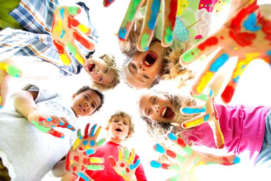 Activité d\'enfants